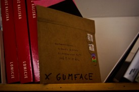 gumface dvd collected