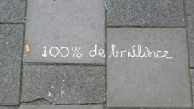 100% de brillance